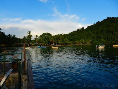 Coiba Island Ranger Station