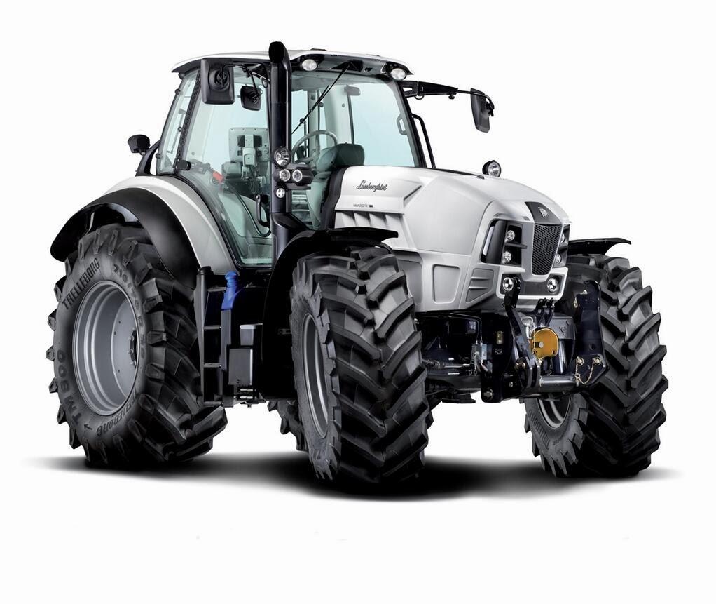 TechGangs lamborghini tractors india with a price Rs.12 lack