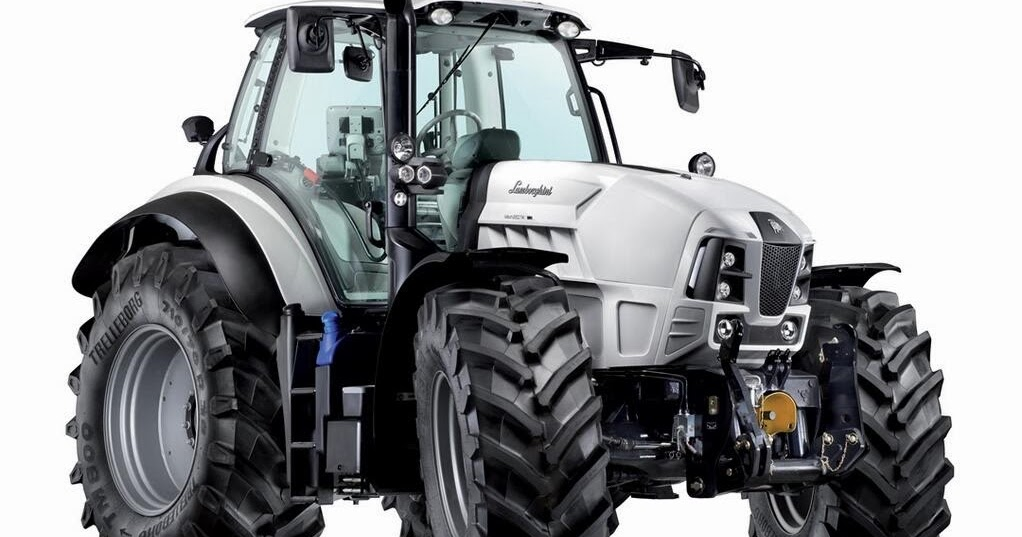 Lamborghini Tractors India With A Price Rs 12 Lack Techgangs