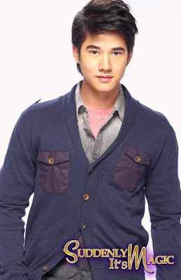 Mario Maurer as Marcus in Suddenly It's Magic