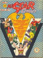 All Star Comics #12 comic