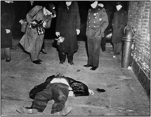 pics police officer new york 1945