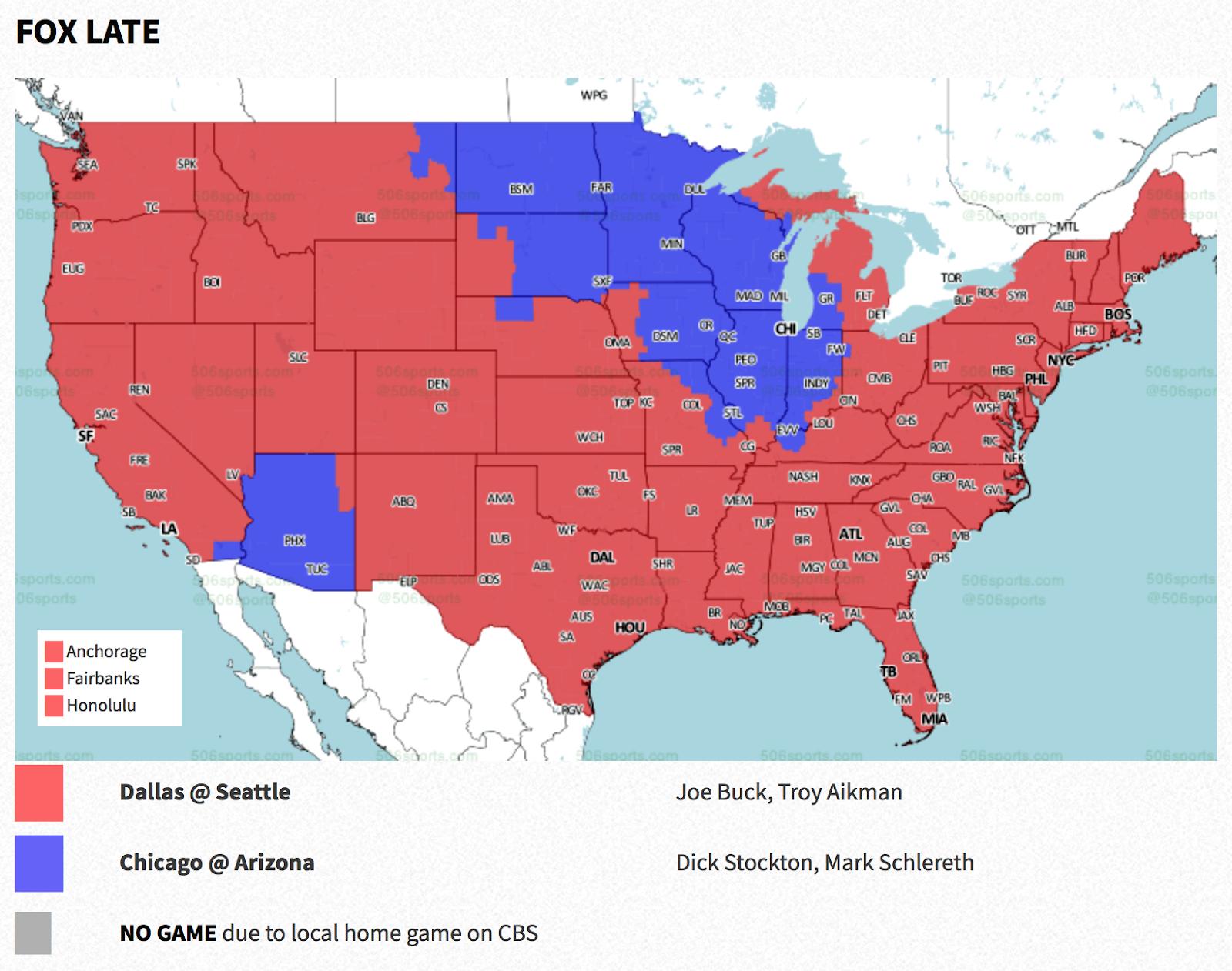 maps courtesy of 506 sports