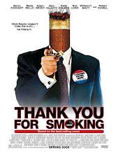 Gracias por fumar (2005) [Latino]