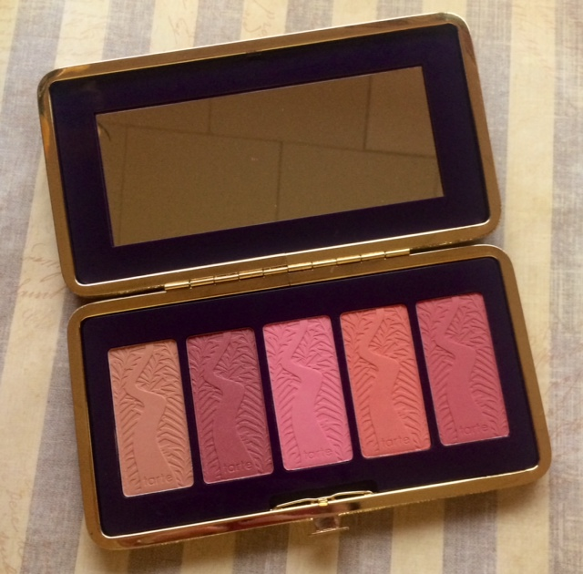 Tarte Amazonian Clay Blush Palette Review