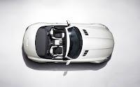 Mercedes-Benz SLS AMG Roadster top