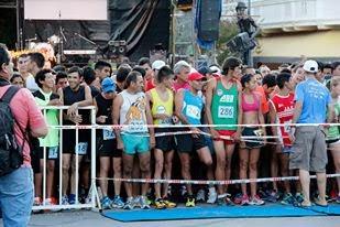 Exito en la Maraton de La Falda