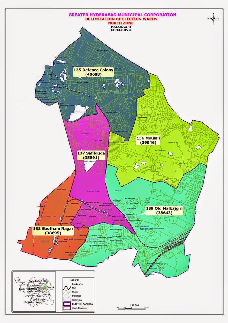 GHMC Circle 17 Map