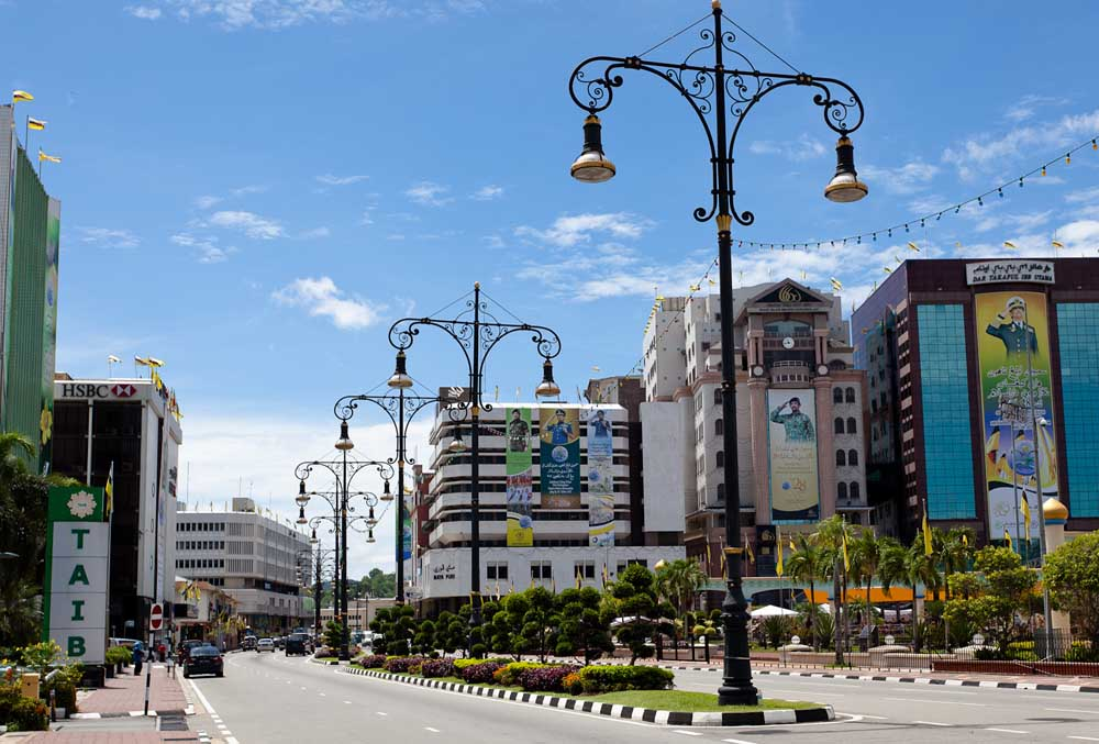 Bandar Seri Begawan Brunei  city images : Fotos de Bandar Seri Begawan Brunei Cidades em fotos