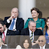 Dilma é alvo de xingamentos na abertura