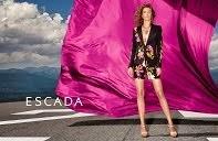 ESCADA SS2015 Ad Campaign