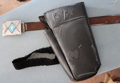 Belt, Garter, and Holster