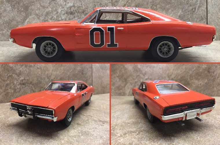 """Dodge Charger, """"Dukes of Hazzard"""" General Lee"""