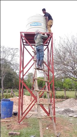 Agua Para Algarrobito Construcci N De Pozo Calzado
