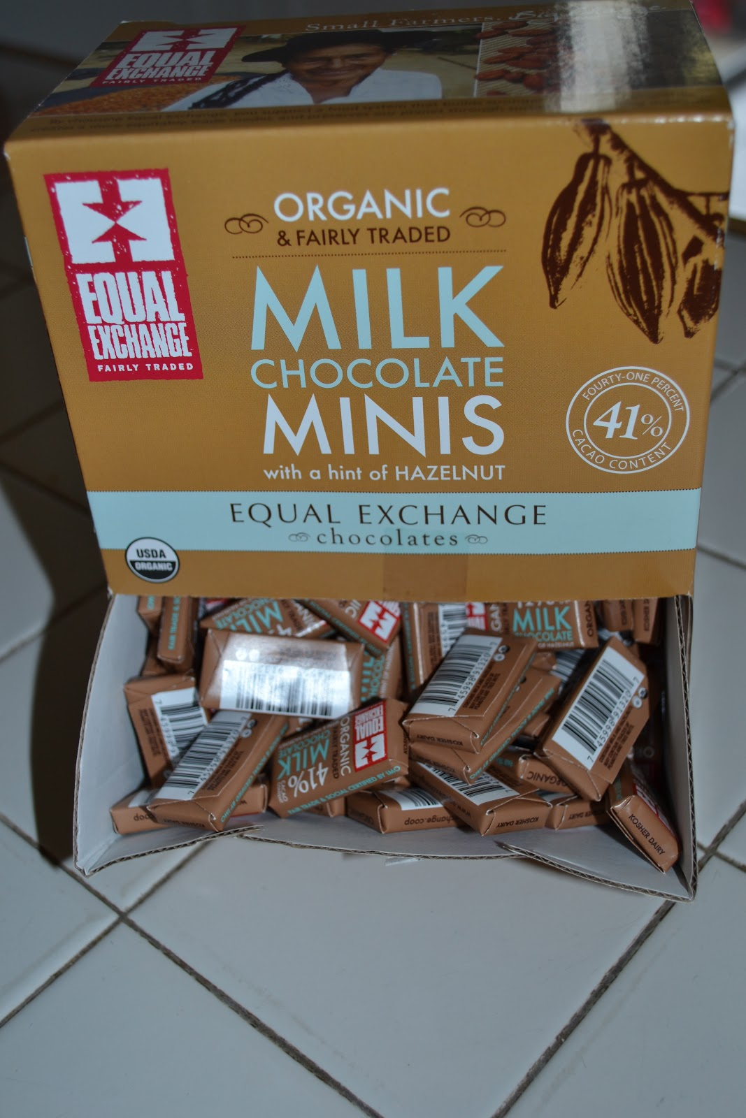 Equal Exchange Chocolate Bars ~ Simply Delicious! - Mama Luvs Books