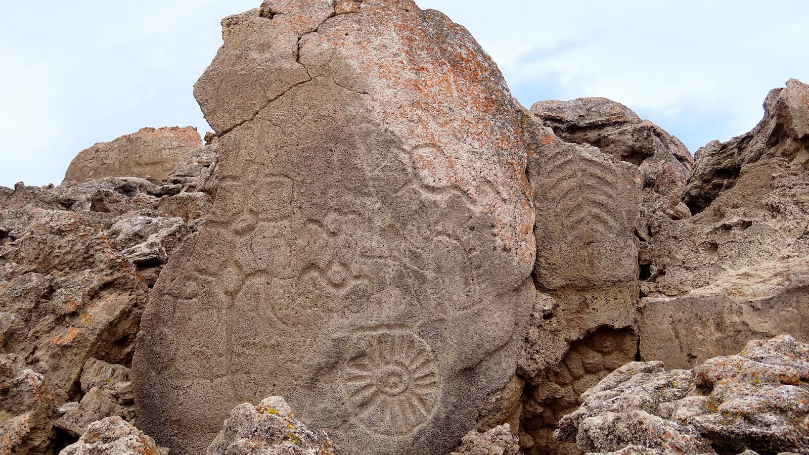 The fly syndicate winnemucca lake petroglyphs