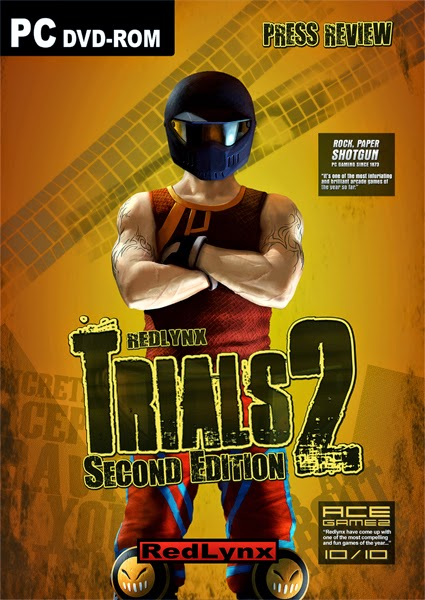 Trials 2 Second Edition Cover