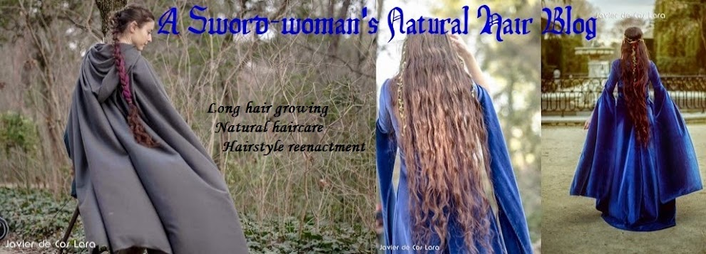 A Sword-woman's Natural Hair blog