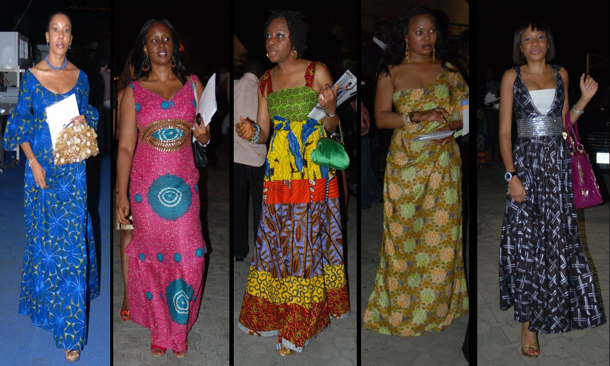 trendy ankara styles dress 2013