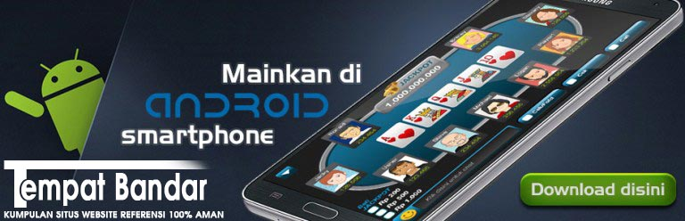 Cara Download dan instal Game BandarQ, Domino99, dan Poker Online