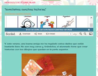 http://siempre-comunicando.blogspot.com.es/2011/10/inventamos-nuestras-historias.html