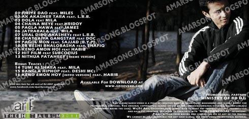 The Hit Album 2011 - DJ Arif