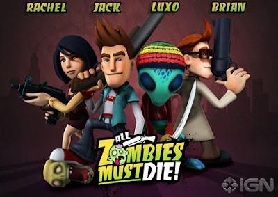 all zombie must die!!