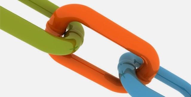 Cara Membuat Link blogger / membuat link biru