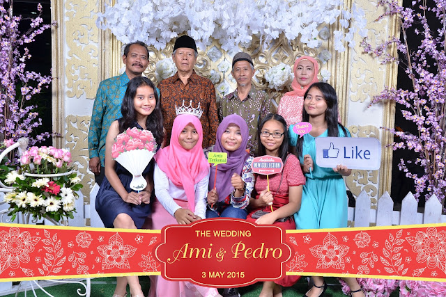souvenir photobooth wedding