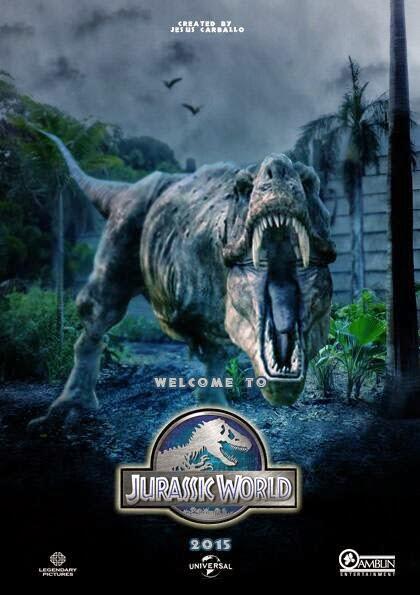 Info review Sinopsis Film Jurassic World (2015)