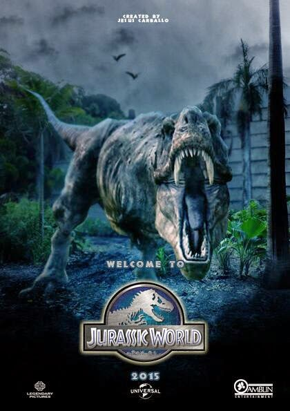 Info review Sinopsis Film Jurassic World (2015)