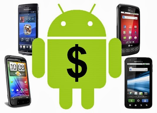 dapet duit dari aplikasi android - bisnis aplikasi android