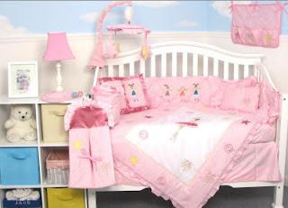 quarto de bebê decorados
