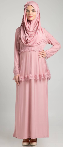 Fashion Baju Muslim Pesta