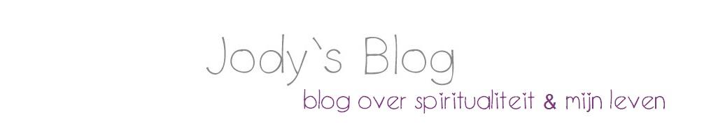 Jody's Blog