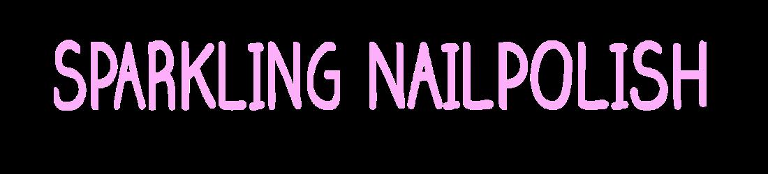 SPARKLING NAILPOLISH
