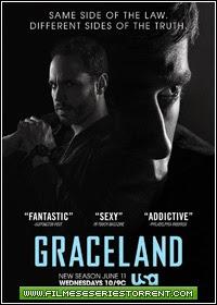Graceland 2ª Temporada Legendado Torrent