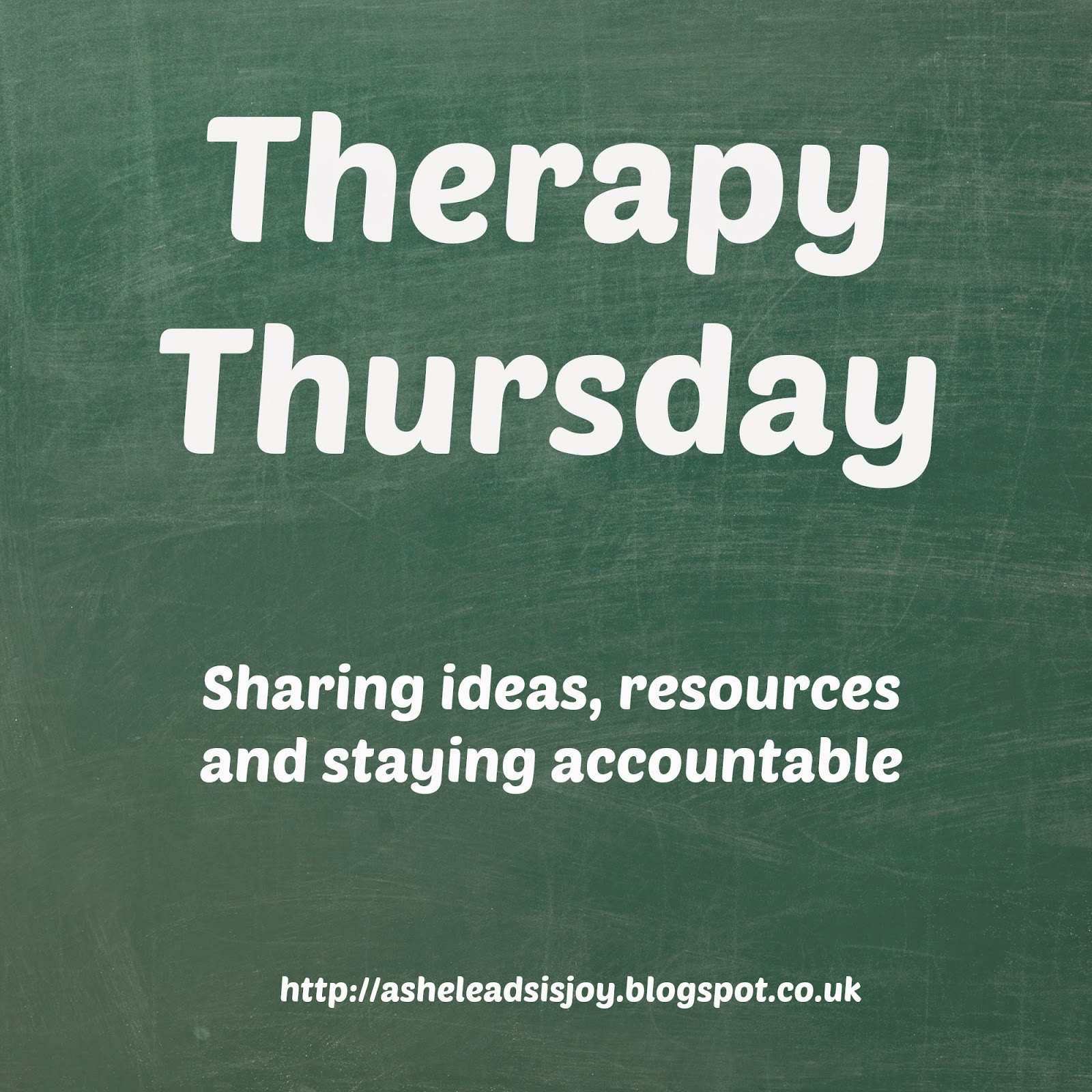 http://asheleadsisjoy.blogspot.co.uk/search/label/Therapy%20Thursday