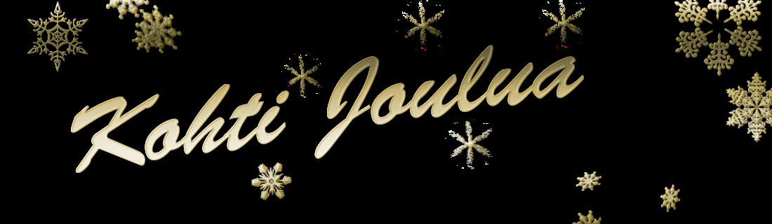 Kohti Joulua -joulublogi