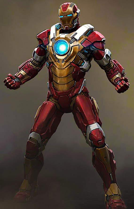 Iron man 3 heartbreaker armor