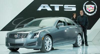 2013 North American Car of the Year: Cadillac ATS