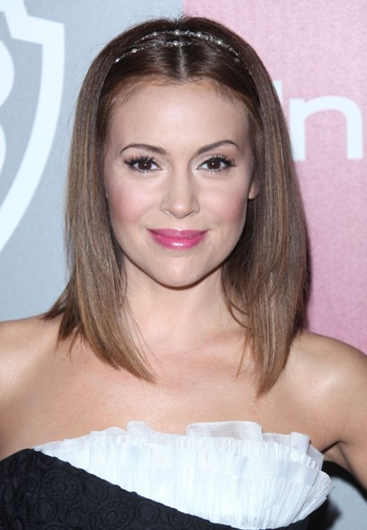 Alyssa Milano Beauty Secrets