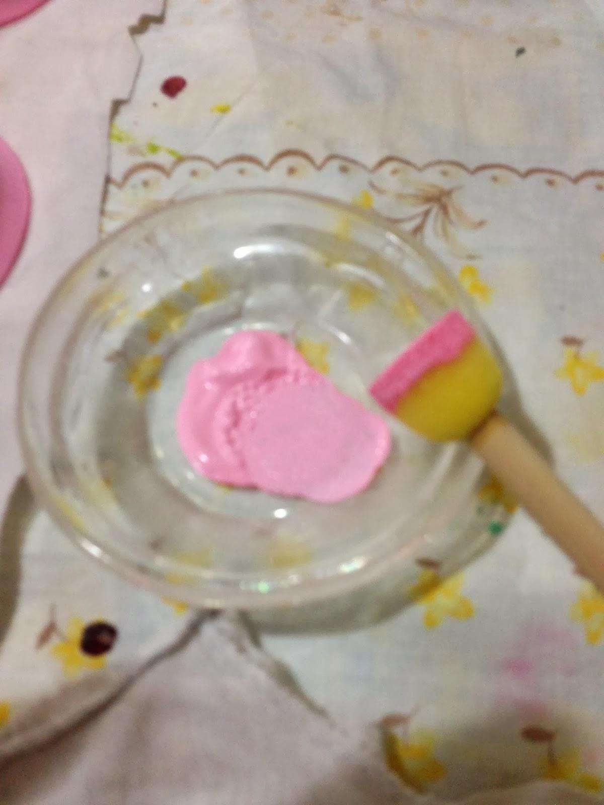 tabak boyaması