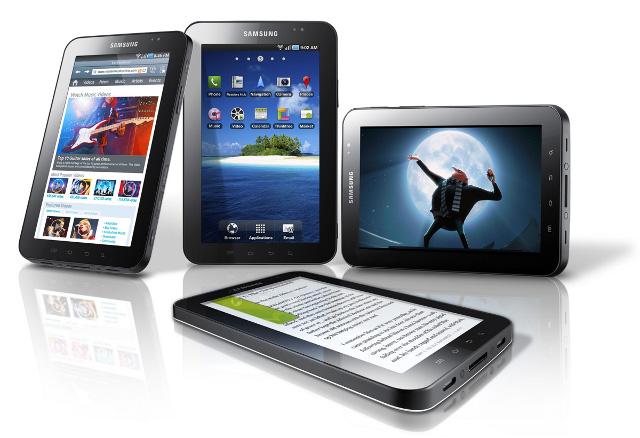 cara root Samsung Galaxy Tab GT-P1000