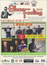 Blues With a Feeling (Fundraiser) 2018 ft Corwbar, Trickbag & Mick Hayes