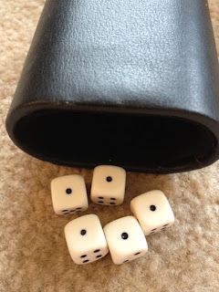 a very versatile roll in Liar's Dice (Perudo)