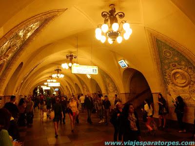 Viaje a Rusia (II). Moscú, 2º parte.
