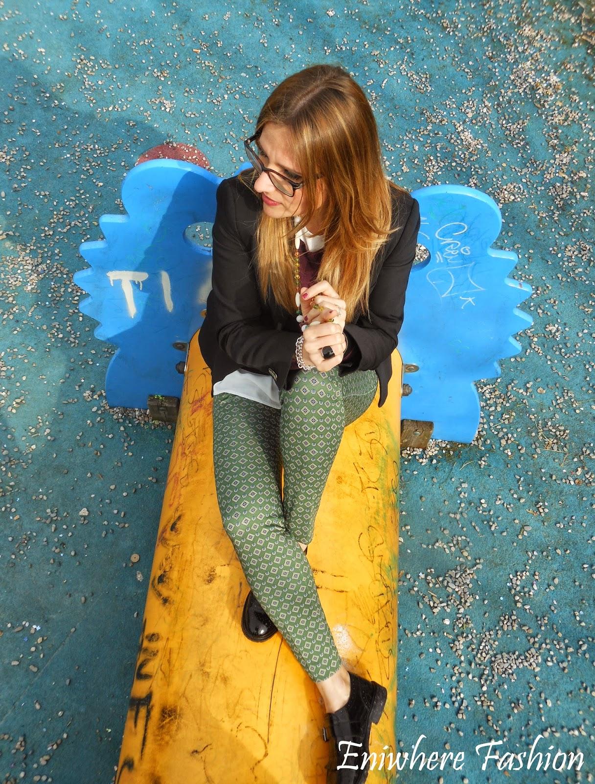 Eniwhere Fashion - parco giochi - Zara
