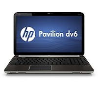 HP Pavilion dv6-6b51nr laptop