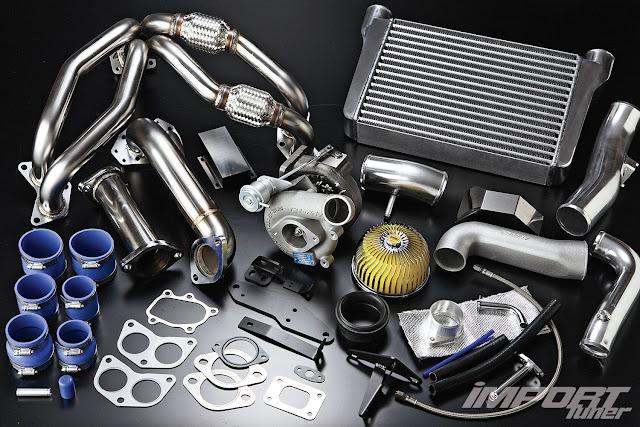 Greddy T518Z Tuner Turbo Kit, Toyota GT86 turbo, Subaru BRZ turbo